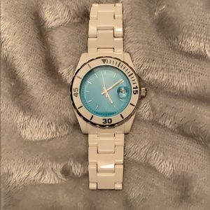 Women's Kenneth Jay Lane Ceramic Watch